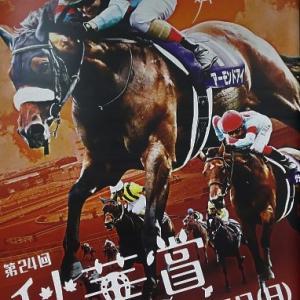 毎日王冠2019秋華賞ポスターのスーパーサイン2!