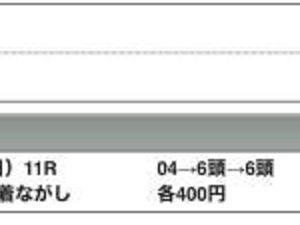 阪神ジュベナイルフィリーズ大本線で馬連・3連単的中!儲かった!