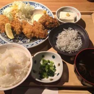 初めての魚金、ランチに行く。(巣立つ魚金 赤坂店@赤坂見附)