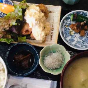 赤坂で宮崎料理。ランチのチキン南蛮は必食です。(でんでんでん@赤坂)