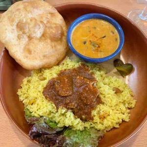 南インドの味 カレーリーフ@東中野