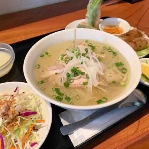 セットメニューが充実、現地の方々にも愛されるキレイ系ベトナム料理店(ベトナムレストラン ノンラー 高田馬場店@高田馬場)