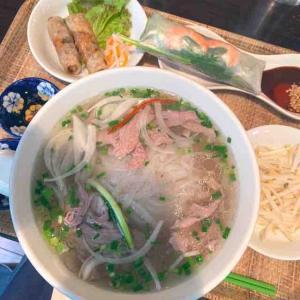 やっぱり美味しいベトナムちゃんのランチ!そしてテイクアウト(ベトナムちゃん (【旧店名】Saigon×Saigon サイゴンサイゴン)@大久保)