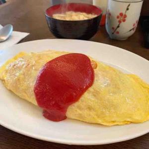 理想のオムライスが650円、奇跡のお店が北新宿にあった。(キッチン早苗@東中野)