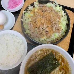 鉄板麺は東中野のシンボルです。(大盛軒 (オオモリケン) @東中野)