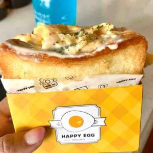 タピオカの次に来るのか?!韓国発のたまごサンドを食してみた。(ハッピー エッグ (HAPPY EGG) @新大久保)