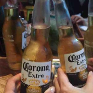 感動の後の乾杯は…(MUCHO MODERN MEXICANO (ムーチョ モダン メキシカーノ)@東京)