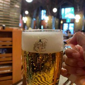 由緒正しき老舗ビアホールで美味しいビールを召し上がれ(ビヤホールライオン 銀座七丁目店@銀座)