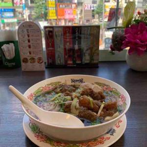 景色もご馳走。ランチタイムはやっぱりランチがお得です。(タイ国料理 ゲウチャイ 新宿店 @新宿)