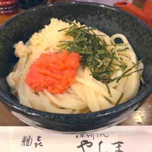 渋谷で美味しい讃岐うどん。(やしま 円山町店@渋谷)
