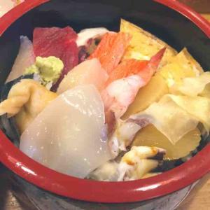 ランチのお値段にびっくり!お寿司屋さんの原点をみることが出来る粋なお店です。(寿司金(すしきん)@東中野)