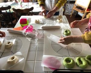 2ヶ月ぶりのパン教室
