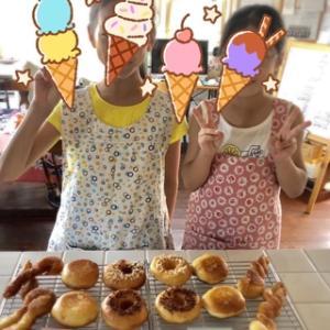 子供パン教室レッスン風景