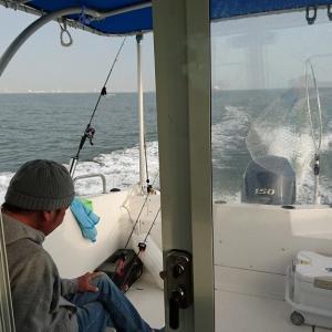 又釣り 9月1日
