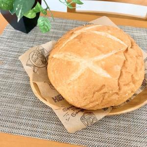 ハマり中のラムー100円フランスパン&note更新しました!