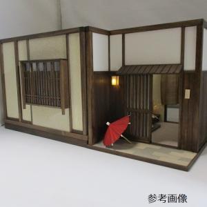 京町屋 玄関と表の間