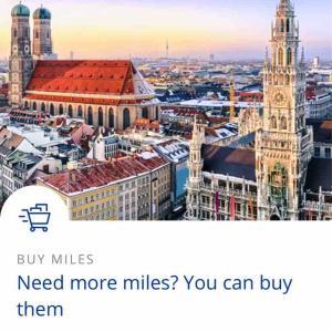 <ユナイテッド航空> マイレージプラス マイル購入で最大75%プレゼント!