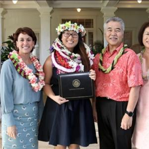 TLCの元先生が『Hawaii Teacher of the Year 2020 』を受賞!!