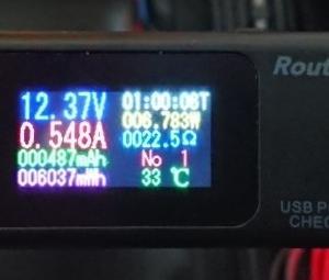魚探バッテリーの軽量化(その⑥)