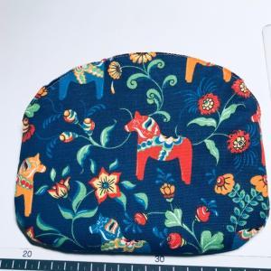 がま口のボディーを縫うとき 何か特別なことをしていますか。