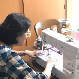 10月の1dayレッスン 素敵なバッグがどんどん完成!!