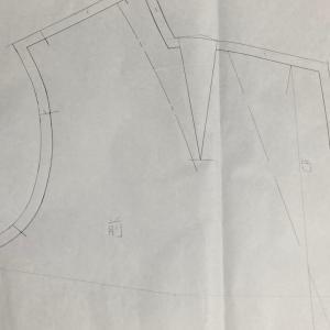 文化服装学院 服装コース ジャゲット製作9