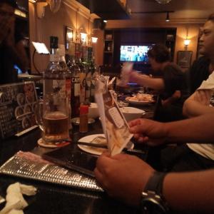 東京酒場のいい時間。