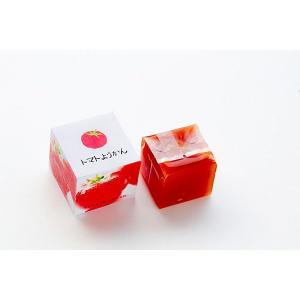 トマトようかんが新潟のお土産にぴったり!可愛らしさとあっさり味で女子受け