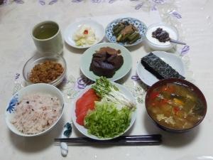 私の今日の食事(7月2日)