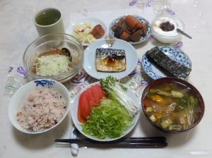 私の今日の食事(7月3日)