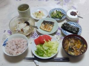 私の今日の食事(7月11日)