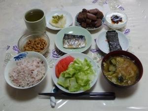 私の今日の食事(8月2日)
