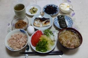 私の今日の食事(9月21日)