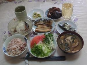 私の今日の食事(1月20日)