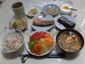 私の今日の食事(7月27日)
