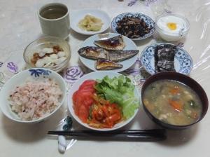 私の今日の食事(7月28日)