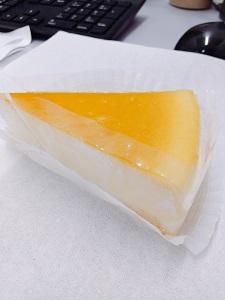 不二家さんのチーズケーキ