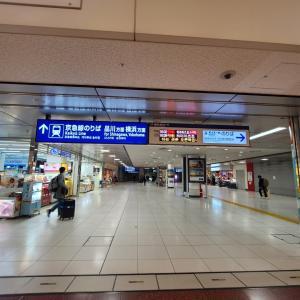 国際線ターミナルでいちばん賑やかだった場所