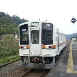 妄想にふけることができる駅 名松線・井関駅 三重の駅をぐるり20