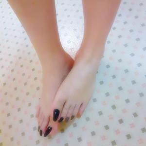 朝イチ~  裸のオミアシ..