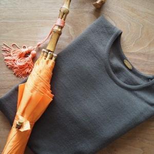 傘と小さなバッグ♪
