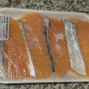 SONOBANA の甘塩鮭&銀だら西京味噌🎵