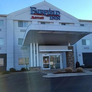 Fairfield Inn by Marriott Huntsville に宿泊