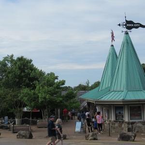 【ジョージア州】Lookout Mountain の眺望庭園 Rock City Gardens を観光①