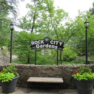 【ジョージア州】Lookout Mountain の眺望庭園 Rock City Gardens を観光②