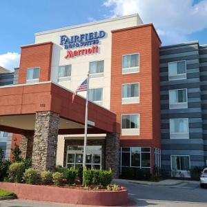 【アラバマ州】Fairfield Inn by Marriott Atmore に宿泊