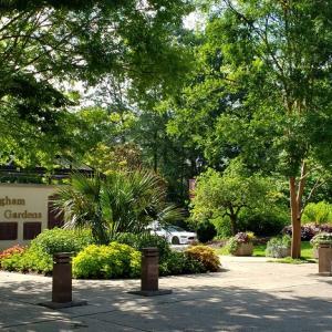 【アラバマ州】Birmingham Botanical Gardens を散策①