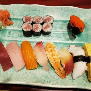 SONOBANA のにぎり寿司