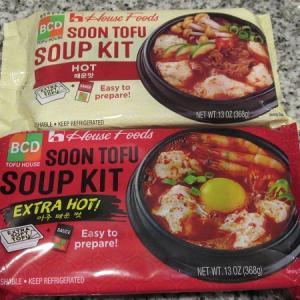 Fresh&Fresh で House Foodsの豆腐スープキットを購入