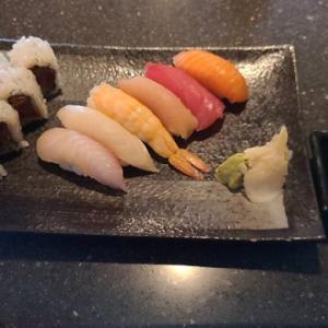 日本食店 OSAKA でランチにお寿司【メンフィス】